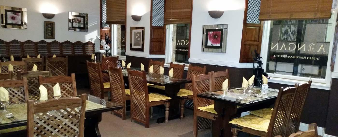 Welcome to Aangan Restaurant